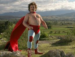 nacho libre costume nacho libre a smackdown hit in mexico