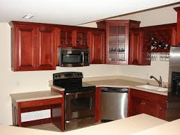 kitchen awesome picture of l shape kitchen design using cream