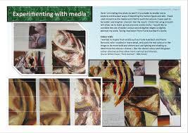 process portfolio elam u0027s art history