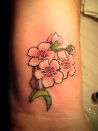 flower vine wrist tattoos style by modernstork com