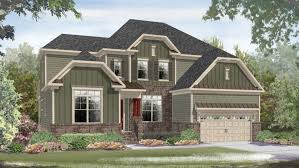 morgan park manors collection new homes in holly springs nc