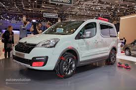 citroen concept 2017 citroen previews 2016 berlingo with mountain vibe concept in