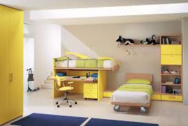 bedroom exciting yellow boy bedroom color scheme decoration with
