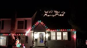 christmas lights in south jersey south jersey man pulls off one lit proposal sj magazine