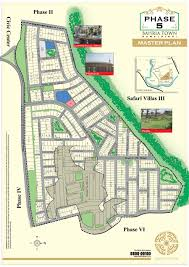 Property Maps Bahria Town Islamabad Phase 5 Map Islamabad Property Maps