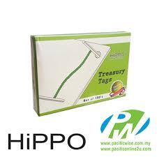 treasury tags treasury tags hippo desktop office supply