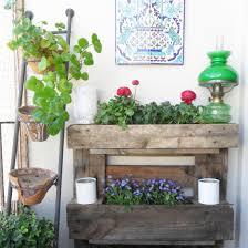 pallet wall garden for the balcony u2013 craftbnb