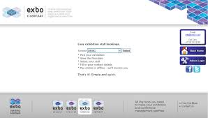 exbo conference software
