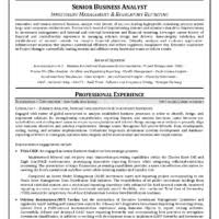 business analysis resume printable investment management featuring regulatory reporting