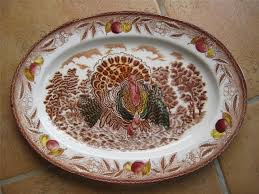 turkey platters thanksgiving china turkey platter details about vintage china turkey platter