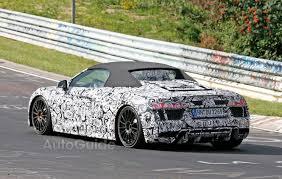 Audi R8 Spyder - 2017 audi r8 spyder spied testing autoguide com news