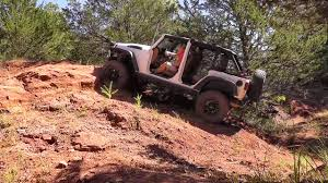big red jeep wheeling at big red off road park youtube