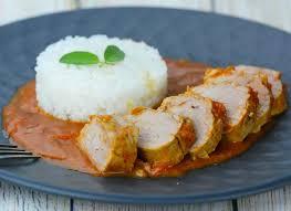 la cuisine facile curry de porc à la tomate recette simple par cuisine facile
