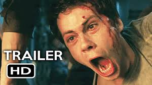 Maze Runner 3 Maze Runner 3 The Cure Official Trailer 2 2018 O