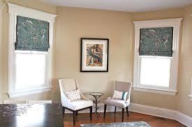 interior deciding the right easy roman shades for windows home