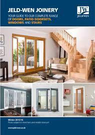 doors windows and stairs trade brochure jeld wen pdf
