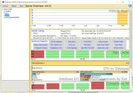 sql server health check report template sql server health check report template sql server health