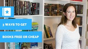how to read free or cheap books