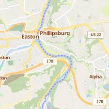 easton map easton garage sales yard sales estate sales by map easton pa