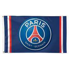 Paris Flag Image Paris St Germain 3x5 Flag Ebay