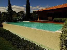piscine en verre piscine en émaux de verre onix référence ivory honed carrelage