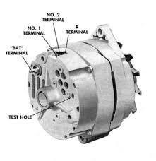 10si u0026 15si type 116 and 136 alternator repair manual