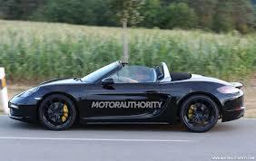 Porsche Boxster S 2016 - 2017 porsche boxster 2016 mercedes benz gle mazda mx 5 turbo