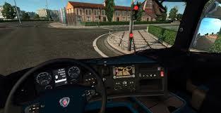 Interior Truck Scania Interiors Ets2 Mods Euro Truck Simulator 2 Downloads