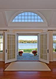 Storm Doors For Patio Doors Retractable Screen Door Entry Traditional With Doors Open To Porch
