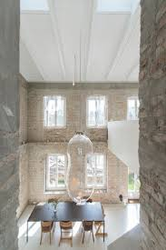 contemporary living space within historic architecture digsdigs