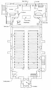 floor plan of a church home decorating interior design bath