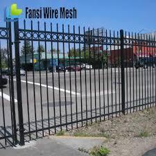 iron fence for garden wrought iron garden wall fence garden