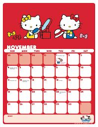 hello loft hello november 2012 calendar