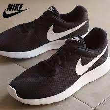 Nike Tanjun Black shoetime rakuten global market nike mens sneakers tanjung nike