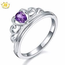 inexpensive engagement rings online get cheap amethyst engagement ring aliexpress com