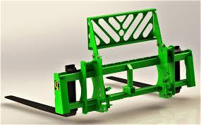 John Deere Rocking Chair Ez Pallet Forks Cl Fabrication