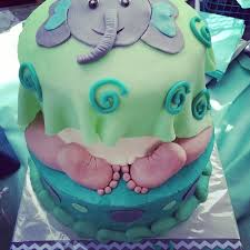 crazy baby shower cakes popsugar moms