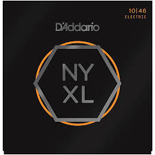 light electric guitar strings d addario nyxl1046 light electric guitar strings musician s friend