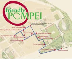 Map Of Naples Italy by Pompeii Naples Italy Archaeological Site Access