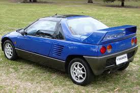 autozam az 1 autozam az1 coupe auctions lot 23 shannons