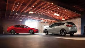 subaru impreza sport 2018 subaru impreza adds new features higher price tag roadshow