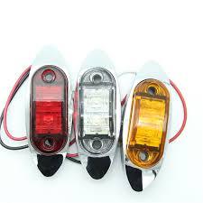 led clearance lights motorhomes 10pcs led side marker clearance light l for truck trailer lights