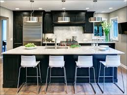 Most Popular Kitchen Kitchen Painted Kitchen Cabinet Ideas Dark Blue Cabinets Cream