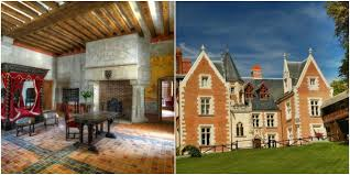 tuscan house from rural tuscan house to château du clos lucé the residences of