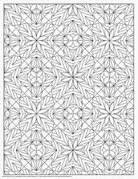 pattern coloring sheets free coloring sheet