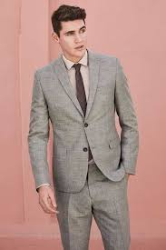 black friday suit sale grey next marl suit trousers skinny fit pre black friday buy
