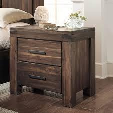 Nightstand Ideas by Stylish Cherry Wood Nightstands Beautiful Interior Design Ideas