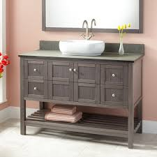 Bathroom Vanity Grey 48