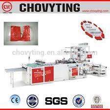 bureau dhl cw 800sbd dhl heat sealing cutting plastic bag machinery