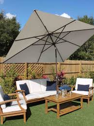 Rectangular Patio Umbrella Sunbrella by Sale 8ft X 10ft Rectangular Umbrella U2013 Sunbrella Fabric Oceanic